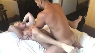 OF Arad fuck his mate bareback